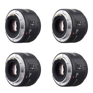 Image 4 - Yongnuo 35mm עדשת YN35mm F2.0 עדשה רחב זווית קבוע/ראש פוקוס אוטומטי עדשה עבור Canon 600d 60d 5DII 5D 500D 400D 650D 600D 450D
