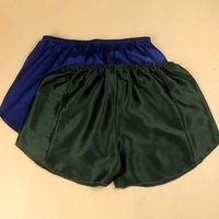 Pure Silk Panties 100 Mulberry Silk Boxers Men Women Shorts L XL FREE SHIPPING