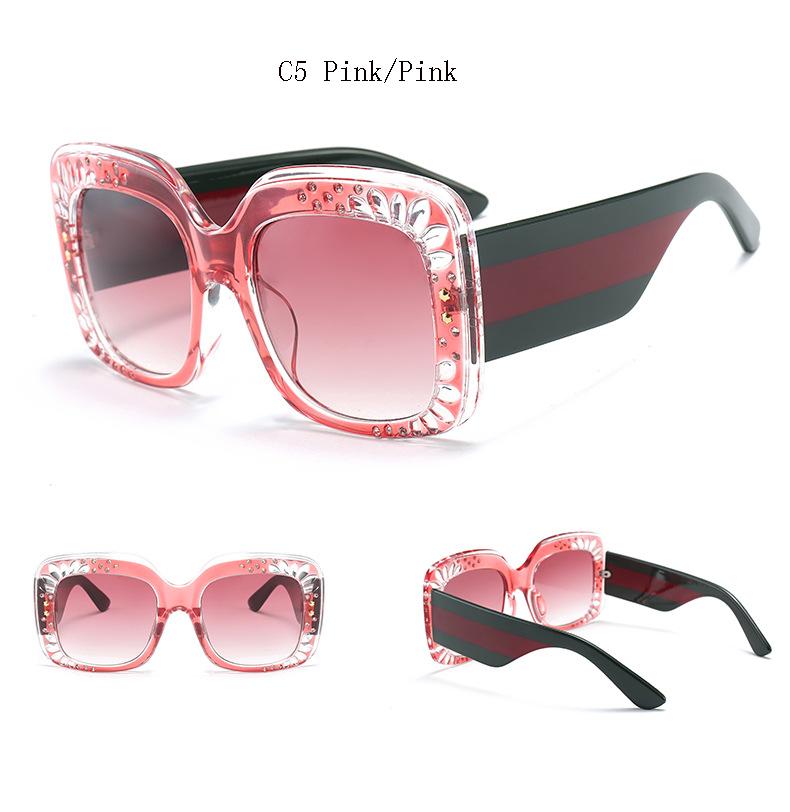 HTB1WPp5XAfb uJkHFNRq6A3vpXaL - Oversize Square Frame Rhinestone Sunglasses 2018 - Trending Fashion