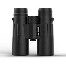 12×42 Binoculars High Power HD Telescope BK4 Prism Optical Lenses Outdoor Hunting Bird Watching Camping