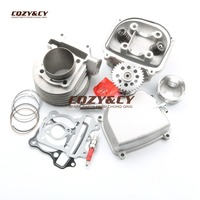 63MM BIG BORE KIT 200cc ENGINE REBUILD KIT & A14 CAM for SCOOTERS 150cc GY6 157QMJ MOTOR