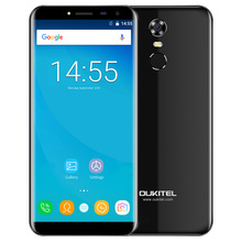 OUKITEL C8 4G Smartphone Android 7.0 5.0 inch MTK6737 Quad Core 2GB RAM 16GB ROM Touch Sensor 8.0MP Rear Camera Mobile Phone