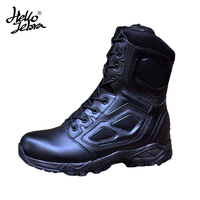 Tactical Boots Lightweight Outdoor Shoes Military Waterproof Breathable Wearable Boots Hiking EUR Size 39 45 Desert
