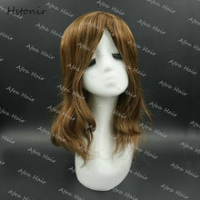 Women-toupee Wigs With Human Skin Injected Hair Silicone Injections 4/613 Highlight Blond Hairpiece H067