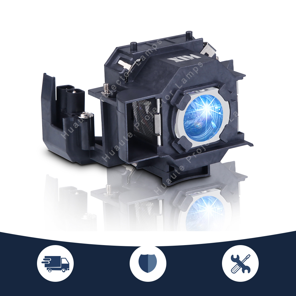 V13H010L36 Projector Lamp ELPL36 work for Epson EMP S4/EMP S42/PowerLite S4 with 180 Days Warranty