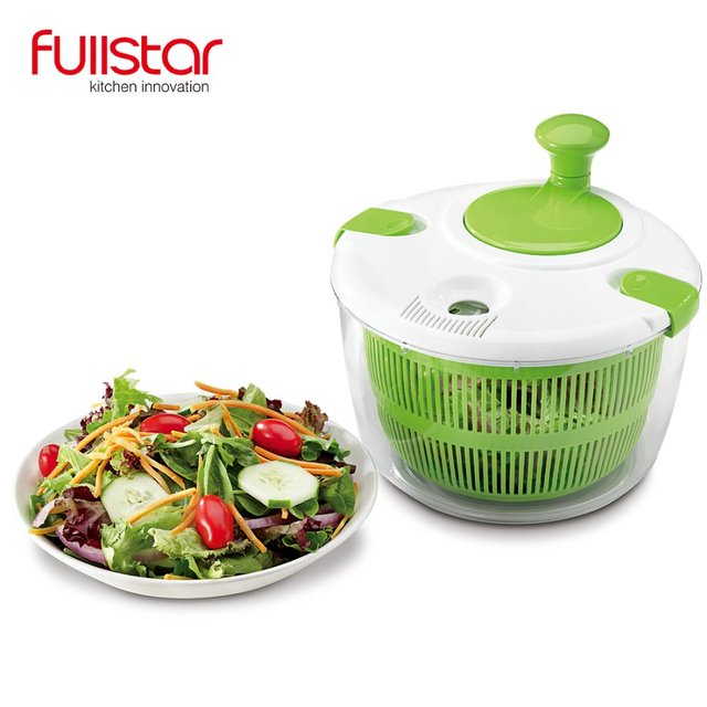 Fullstar Salad bowl Jumbo Salad Spinner Kitchen Tools kitchen accessories  for vegatable Mixer Salad gadgets food helper 1