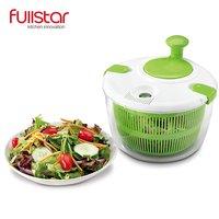 Fullstar Salad bowl Jumbo Salad Spinner Kitchen Tools kitchen accessories for vegatable Mixer Salad gadgets food helper