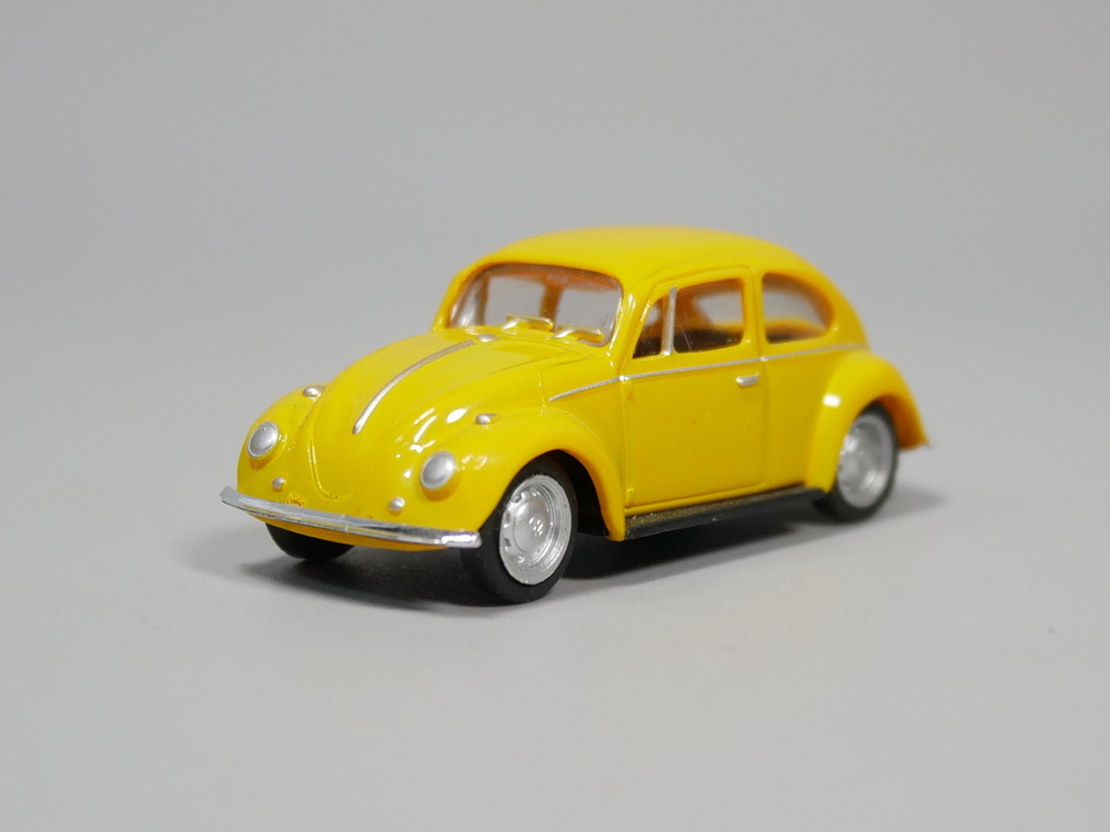 Ho scale model - herpa 1:87 volkswagen beetle model car