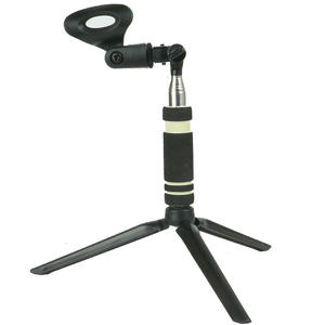 Microphone-Holder Clip-Stand Rotatable Practical Universal Flexible Stage-Use Multifunction