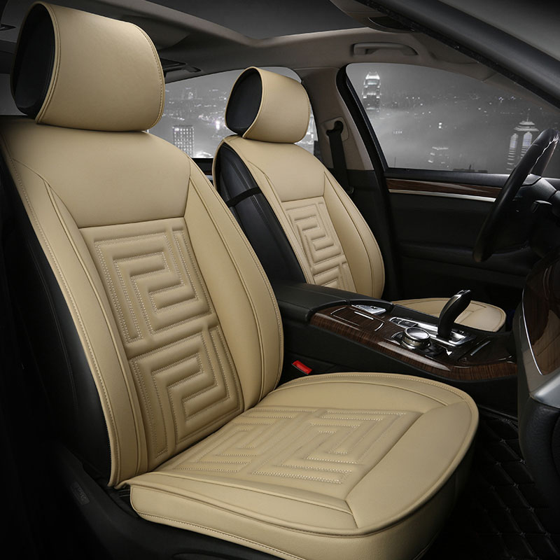 car seat cover seats covers leather for ford limited mondeo 3 4 mk3 mk4 mustang ranger territory 2017 2016 2015 2014