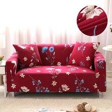 Universal größe 1/2/3/4 sitzer Sofa abdeckung Stretch Elastische sitz Couch deckt Sofa kissen Funiture kissen fall home decoration