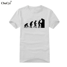 "Fantastic ""Evolution Of A Gamer"" geek t-shirt / 3 Colors"
