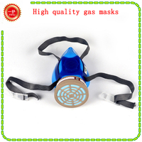 A 11 Respirator Gas Mask High Quality Reinforced One Chemical Gas Mask Brand Silica Gel Painting