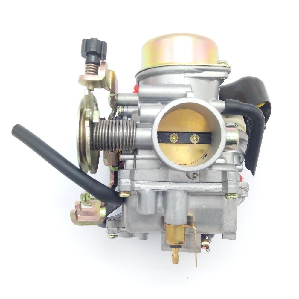 Carburetor Carb For ASW Manco Talon LinHai Bighorn 250cc
