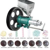 rice puffing machine/cereal puffed machine/puffed corn snacks machine/corn puffing extruder