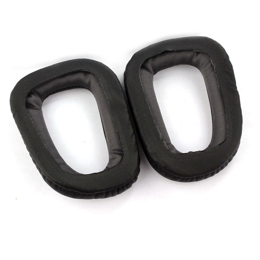 US $0 95 42% OFF|Best Price Replacement Ear Pads Cushion for Logitech G35  G930 G430 F450 Headphones-in Earphone Accessories from Consumer Electronics