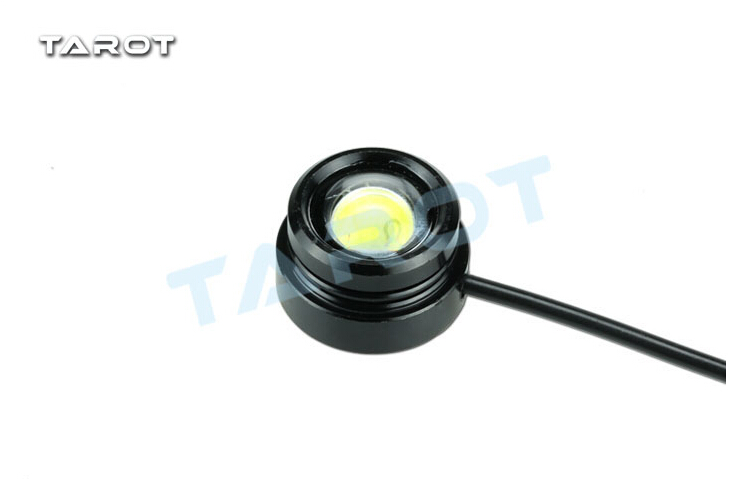 3W TAROT TL2816-08 FPV Night Flying LED lights for 650/680/685 Multicopter single light with CNC shell F17846