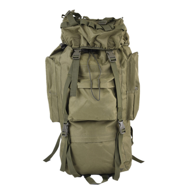 65L Large Capacity Outdoor Military Backpack Rucksack Sport Camping Climbing Hiking Trekking Bag Waterproof Oxford Backpack цены
