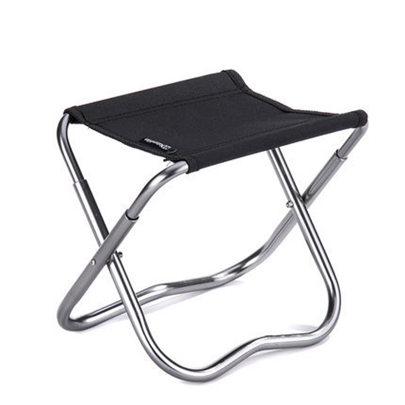 Magic Union Ultralight Outdoor Camping Fishing Pony Folding Stool Portable Waterproof Oxford Bench Picnic Bbq Garden Chair Attractive Designs; Outdoor Furniture
