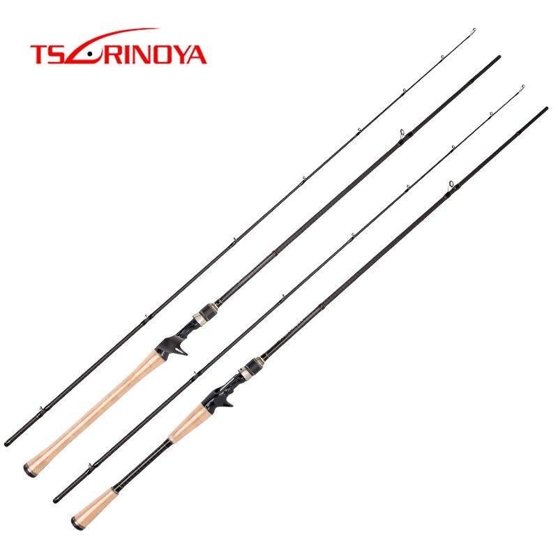 TSURINOYA PROFLEX II 702MHC 2.1m Casting Fishing Rod 2 Section MH Power Lure Fishing Rod FUJI Accessories Lure Weight 10-28gTSURINOYA PROFLEX II 702MHC 2.1m Casting Fishing Rod 2 Section MH Power Lure Fishing Rod FUJI Accessories Lure Weight 10-28g