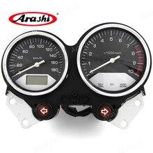 Calibro del tachimetro del motore di Arashi per HONDA X4 X 4 CB1300 1997 2003 tester contagiri calibri contachilometri orologio CB 1300 1998 1999 2000