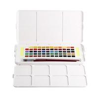 Сакура твердых краски 72 цвет прозрачный твердый акварель костюм