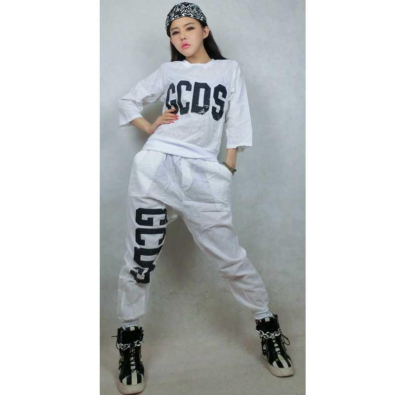 Sexy hip hop clothes
