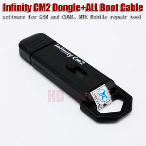 Image 5 - 2020 original new infinity CM2 dongle infinity box dongle + umf all in one boot cable for GSM CDMA phones