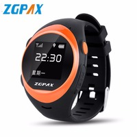 S888 Smart Watch SOS Emergency Call 2G SIM Card Smart Wristwatch GPS LBS Safe Track Intelligent