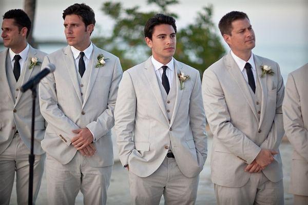 linen-wedding-suits