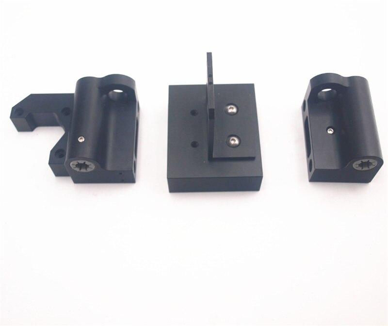 Funssor anet MK2/MK3 mise à niveau en aluminium X moteur/X fou kit métal X axe transport extrudeuse kit