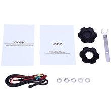 Car Tire Pressure Monitoring System Temperature Monitoring LCD Digital Display 4 External Sensors For Toyota Car TPMS PSI BAR