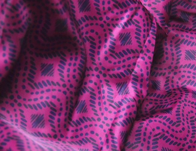 US $3 64 6% OFF Pretty Rose Pink Lucky Evil Eys Printed Polyester Lining  Fabric 50x140cm-in Fabric from Home & Garden on Aliexpress com   Alibaba