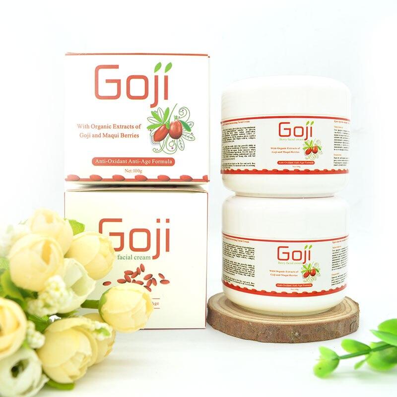 goji gezichtscreme de tuinen