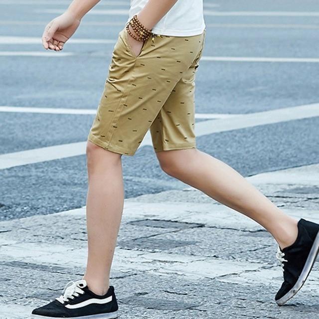 100% Cotton Shorts for Men 3