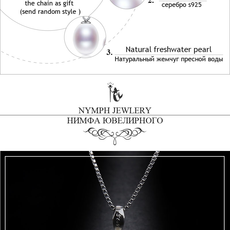HTB1WPwPgPihSKJjy0Flq6ydEXXaJ NYMPH Pearl Jewelry Set Natural Fresh Water Pearl Necklace Pendant Earrings For Wedding Party Gift Women[tz1032]