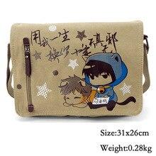 Anime Tokyo Ghoul Cosplay Messenger Bag School Bag Christmas Gifts
