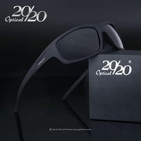 20 20 Optical Brand 2016 New Polarized Sunglasses Fashion Male Eyewear Outdoor Sun Glasses Oculos Gafas