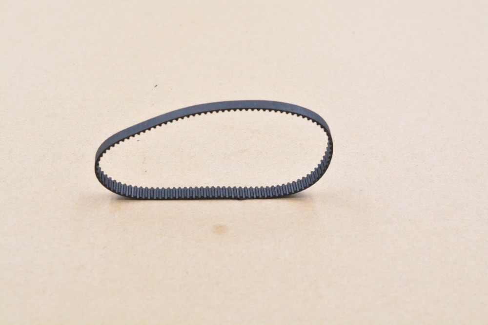 3d เข็มขัดสำหรับเครื่องพิมพ์ 2GT เข็มขัดฟัน 100 ยาว 200 มม. กว้าง 6 มม. 200-2GT-6 1 pcs
