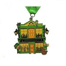 Factory Design Medal Soft Enamel Glitter Manufacturer Wholesale Medals Suppliers