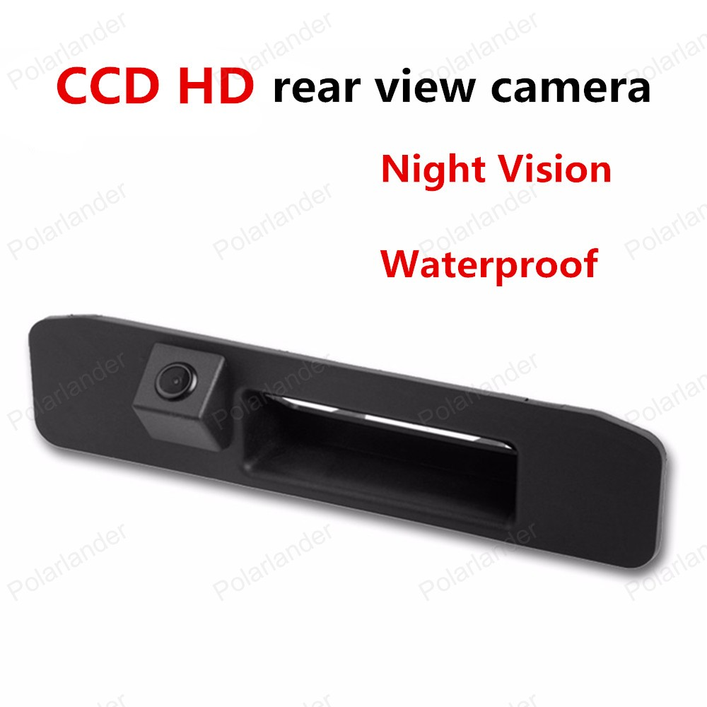 Best Selling Waterproof Reverse Camera CCD HD Rear View Camera Night Vision for Mercedes Benz image