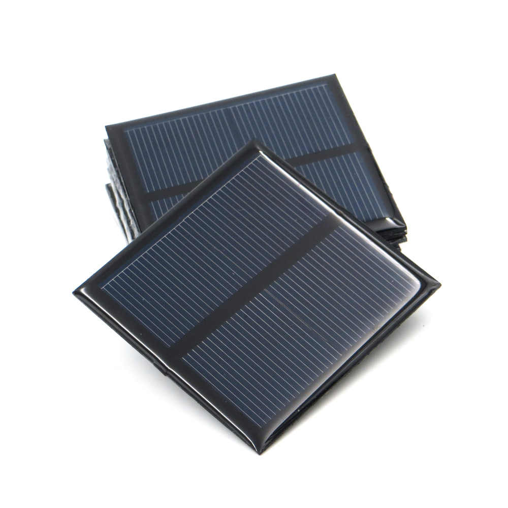 1V 1.5V 2V 3V 3.5V 4V Solar Panel 100mA 120mA 150mA 250mA 300mA 350mA 435mA 500mA Mini Solar Battery Cell Phone Charger Portable