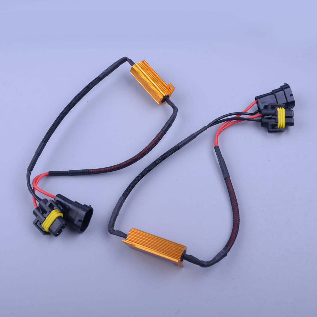 Automobiles & Motorcycles Electric Vehicle Parts H8 H11 Led Drl Fog Light Canbus Error Free 50w Load Resistor Decoders Cancellers