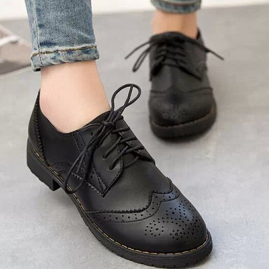WHAT FOR Zapatos de cordones mujer
