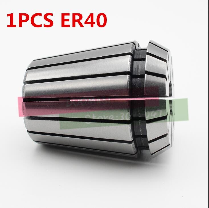 Новый 1 шт. ER 40 ER40 над размером Весна цангового зажима инструмент сверлильный патрон беседки для фрезерный станок инструмент фреза
