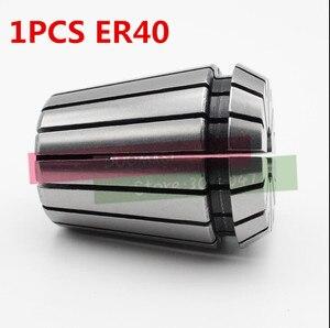 Image 1 - جديد 1 قطعة ER 40 ER40 أكثر من حجم الربيع كوليت لقط أداة الحفر تشاك arbors ل مخرطة الطحن باستخدام الحاسب الآلي أداة القطع الطحن
