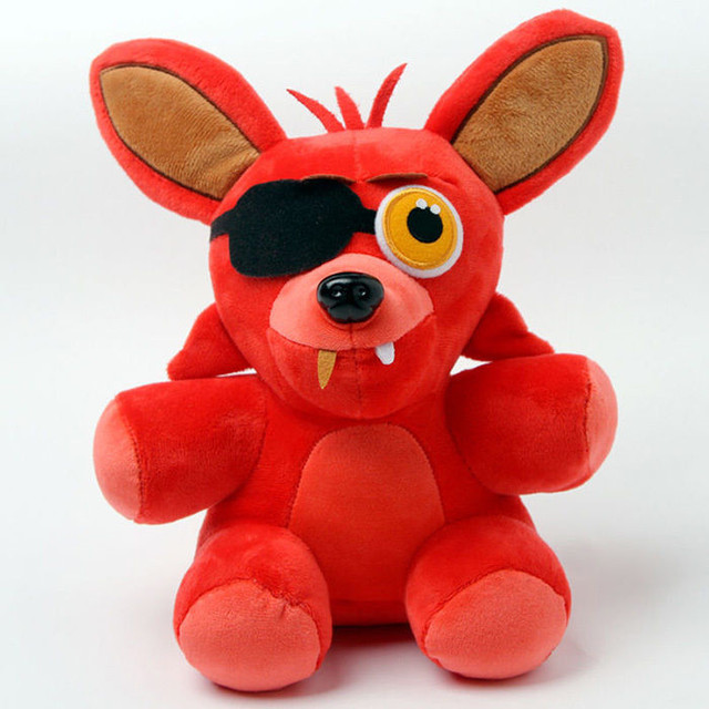 US $12 99 |Hot New FNAF Five Nights at Freddy's Fan Made Foxy Plushie 10