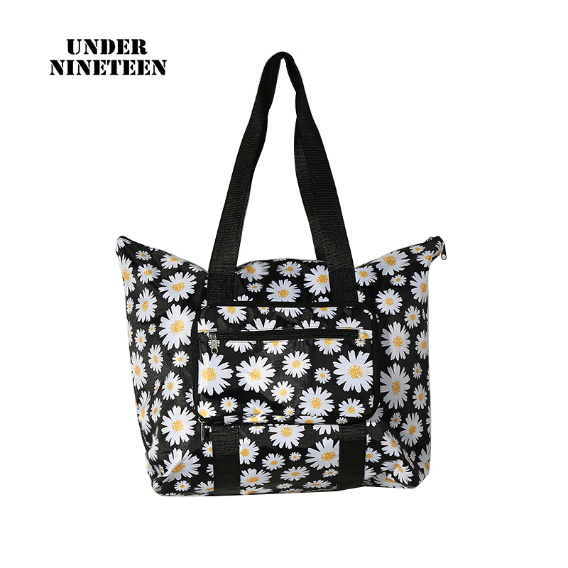 Under Nineteen WaterProof Travel Luggage Bags Big Size Folding Carry-on Duffle BagS Foldable Travel Bag Free Shipping Wholesale все цены