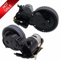 Original Left Right Wheel For Robot Vacuum Cleaner Ilife A6 Robot Vacuum Cleaner Parts Include Motor