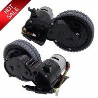 Original Left Right Wheel For Robot Vacuum Cleaner Ilife A6 Robot Vacuum Cleaner Parts Include Motor